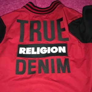 Denim True religion jacket